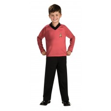 Star Trek Red Child Shirt