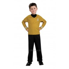 Star Trek Gold Child Shirt