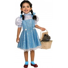 Dorothy Wizard of Oz Sequin Toddler/Child Dress