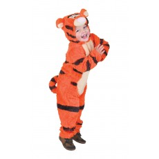 Tigger Winnie the Pooh Furry Toddler Costume