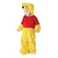 Winnie The Pooh Furry Toddler Costume