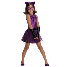 Catwoman Tutu Toddler/Child Costume