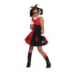Harley Quinn Suicide Squad Tutu Toddler/Child Costume