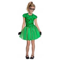 The Riddler DC Comics Tutu Child Costume