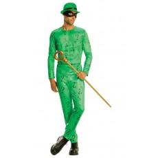 The Riddler DC Comics Classic Adult Costume