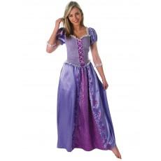 Rapunzel Tangled  Deluxe Adult Costume