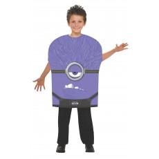 Evil Minion Foam Child Costume