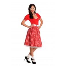 1950's Nerd Girl Adult Costume