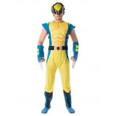 Wolverine X-Men Deluxe Adult Costume
