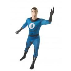 Mr Fantastic Marvel 2nd Skin Adult Suit
