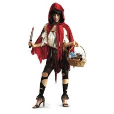 Little Dead Riding Hood Adult Costume Halloween