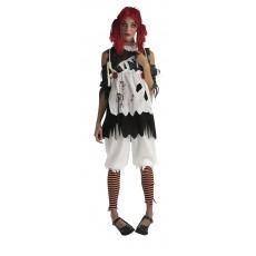 Rag Doll Halloween Deluxe Adult Costume