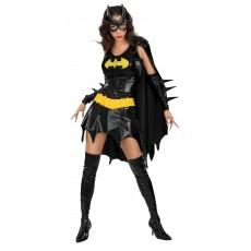 Batgirl Secret Wishes Adult Costume