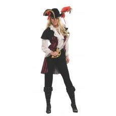 Pirate Maria La Fay Adult Costume