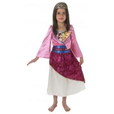Mulan Shimmer Deluxe Child Costume