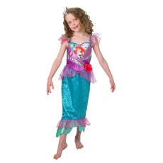 Ariel The Little Mermaid Shimmer Deluxe Child Costume