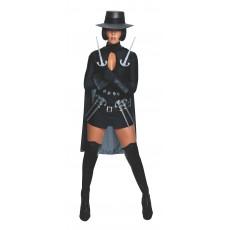 V For Vendetta Secret Wishes Adult Costume