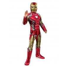 Iron Man Deluxe Boy Child Costume