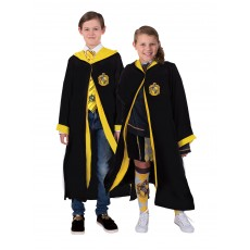 Hufflepuff Harry Potter Child Robe
