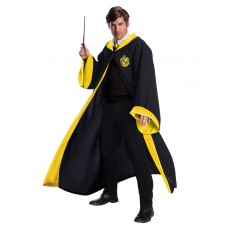 Hufflepuff Harry Potter Adult Robe