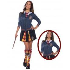 Gryffindor Harry Potter Costume Adult Top