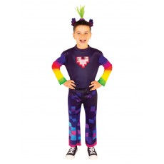 King Trollex Deluxe Child Costume