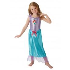 Ariel The Little Mermaid Fairytale Child Costume