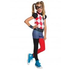 Harley Quinn Suicide Squad DC Superhero Girl's Child Classic