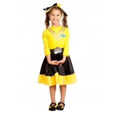 Emma Wiggle Deluxe Long-Hanging Child Costume