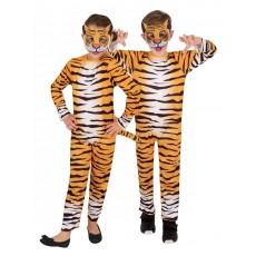 Tiger Animals Unisex Child Costume