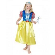 Snow White Glitter Classic Child Costume