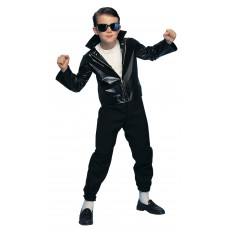 Greaser Child Costume 1950s