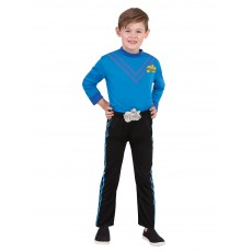 Anthony Wiggle Polybag Deluxe Child Costume