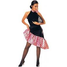 Flamenco Spanish Dancer Adult Costume