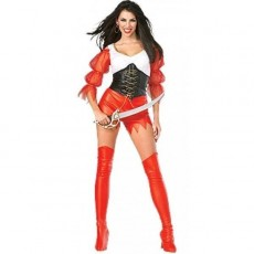 Pirate Lady Secret Wishes Adult Costume