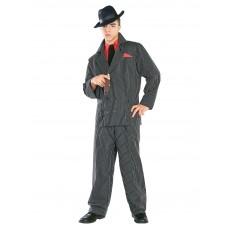 Gangster 1920s Premium Adult Costume