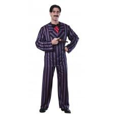 Gomez Addams Deluxe Adult Costume