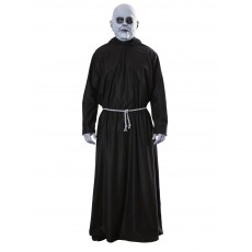 Uncle Fester Addams Family Deluxe Adult Costume