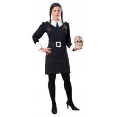 Wednesday Addams Deluxe Adult Costume