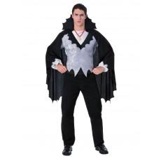 Vampire Halloween Classic Male Adult Costume