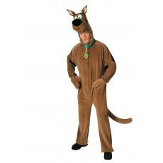 Scooby-doo Scooby Doo Deluxe Adult Costume