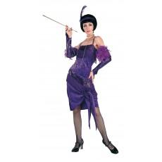 Fabulous Flapper 1920s Adult Dress