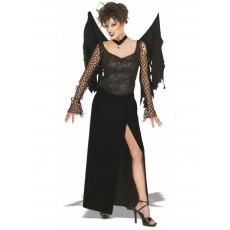 Kiss Of Darkness Adult Costume