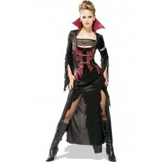 Scarlet Vampira Deluxe Adult Costume Halloween