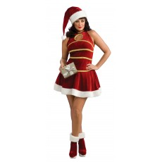 Sexy Santa Deluxe Adult Costume Christmas