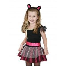 Rock Star Halloween Red Classic Child Costume