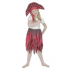 Deckhand Pirate Child Costume
