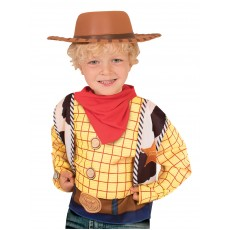 Woody Deluxe Toy Story 4 Child Hat - Accessory