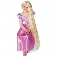 Rapunzel Tangled  Glow In The Dark Child Wig - Accessory