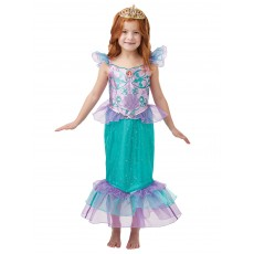 Ariel The Little Mermaid Glitter & Sparkle Child Costume